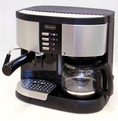 Delonghi Combi Coffee Espresso Maker